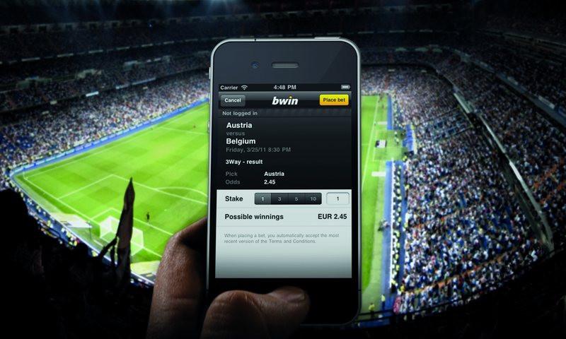 Bwin mobile appliction