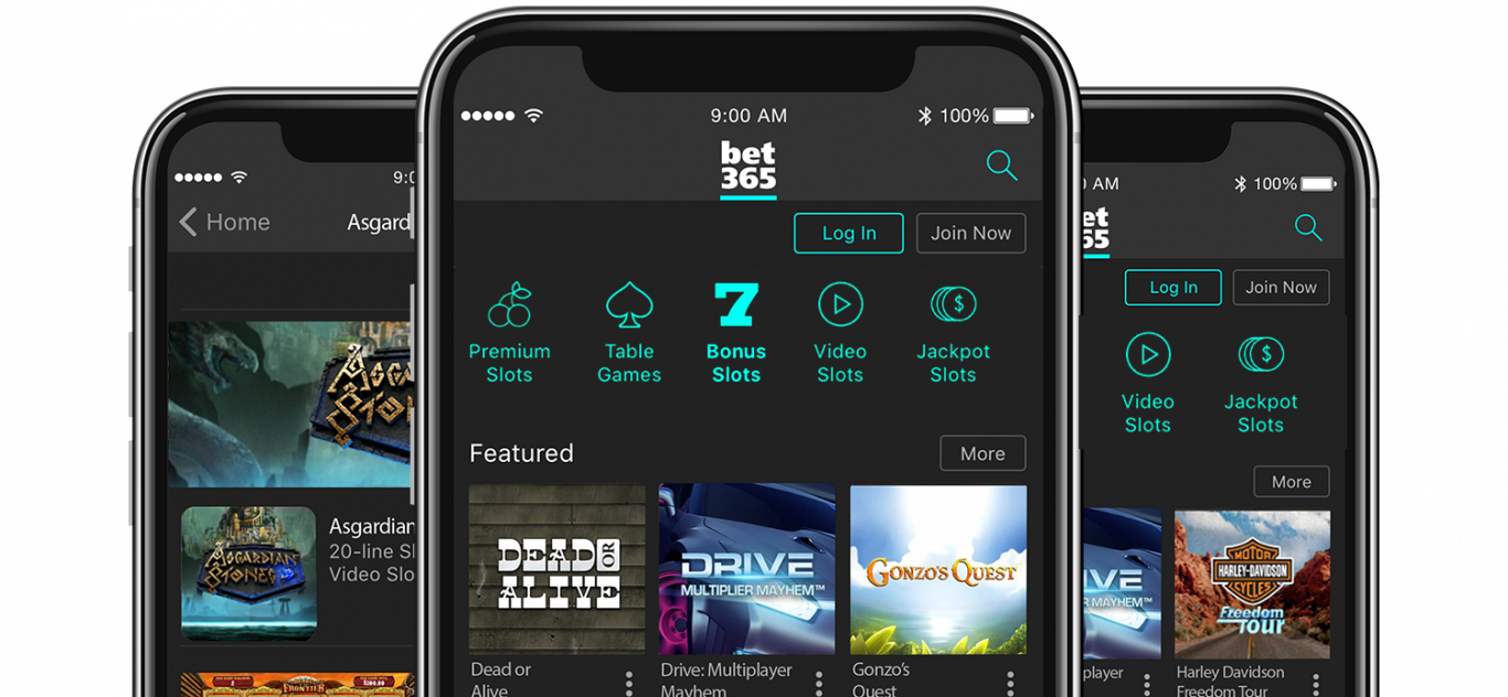 telecharger bet365 mobile application casino