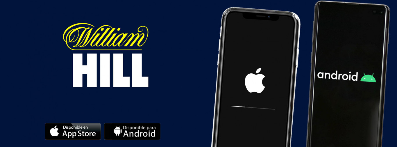 william hill application ios android